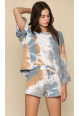 Tops 66 Muted Moments Tie Dye Top