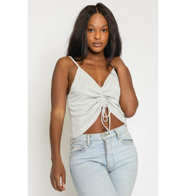 Tops 66 Just Right Ruched Top