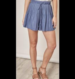 Skirts 62 Pretty Pleats Blue Skort