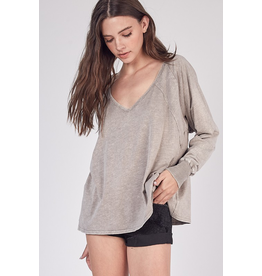 Tops 66 Express Yourself Side Slit Top