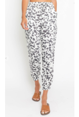 Pants 46 Spot Me Leopard Joggers