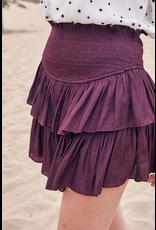 Skirts 62 Plum Perfect Smocked Skort