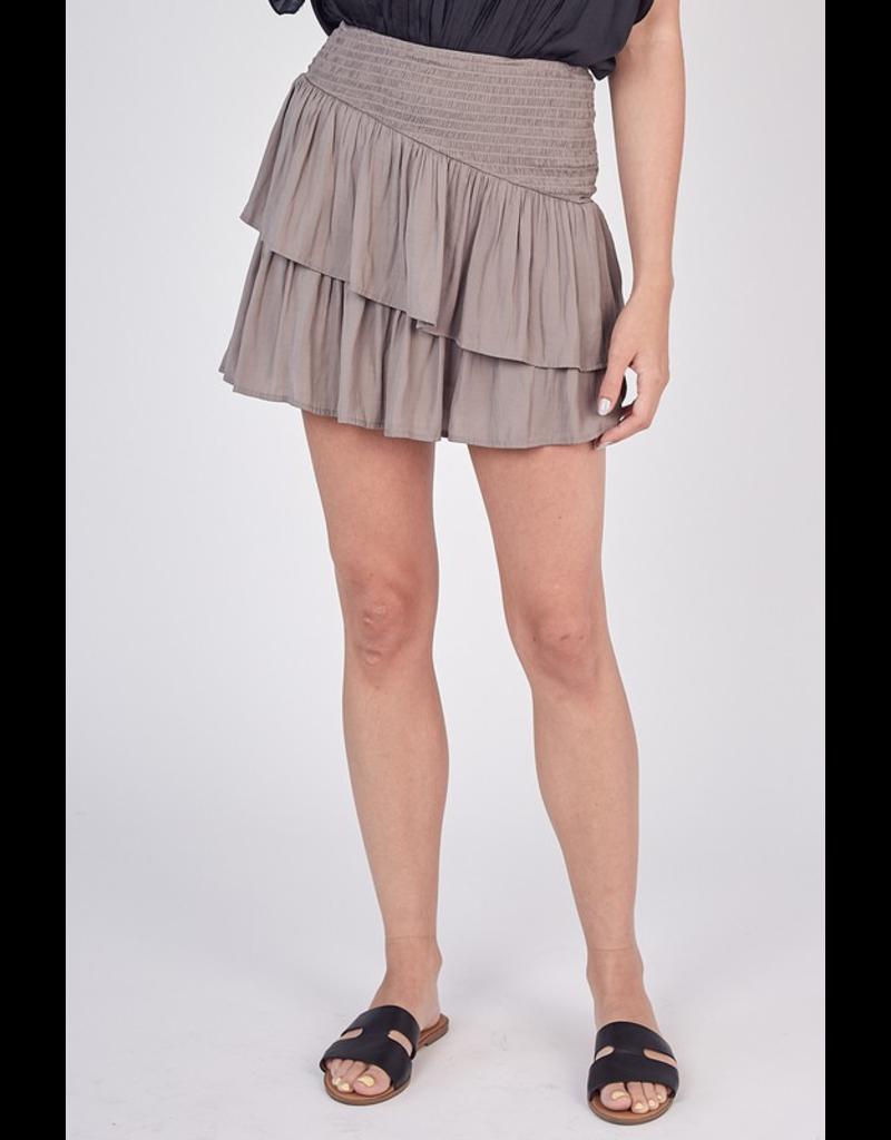 Skirts 62 Fall For It Smocked Skort