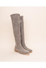 Shoes 54 Next Level Grey Suede Boots