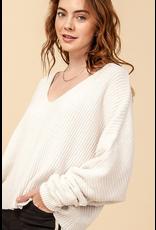 Tops 66 Chenille Dream Crop Sweater