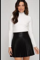 Skirts 62 Pleats To Meet You Skirt