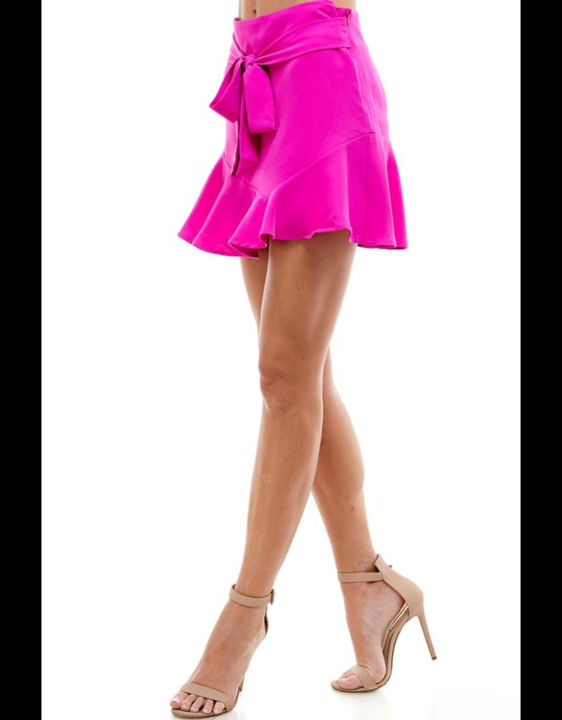 Skirts 62 Magic Magenta Ruffle Skirt