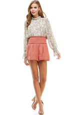 Skirts 62 Seasons Change Smock Skort