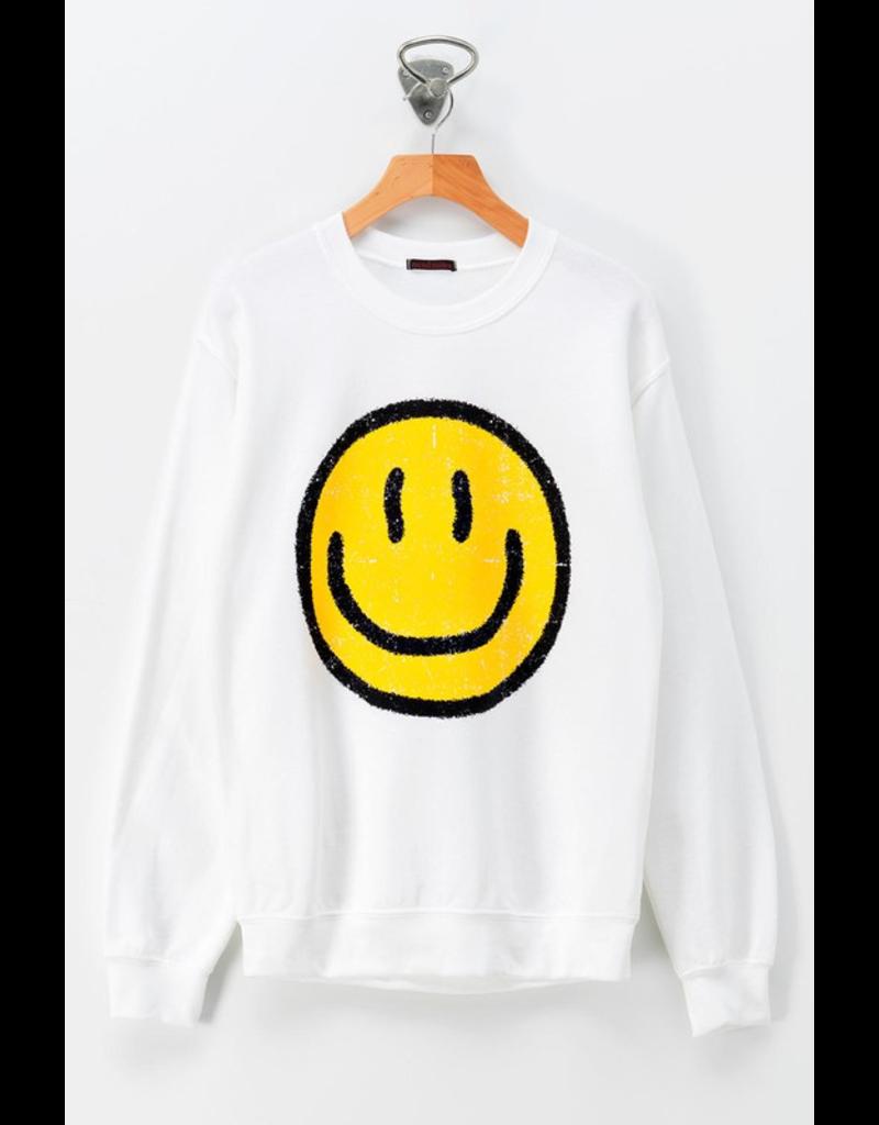 Tops 66 Smiley Sweatshirt