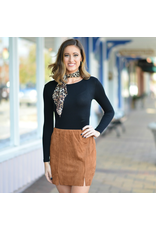 Skirts 62 Festive Tan Suede Skirt