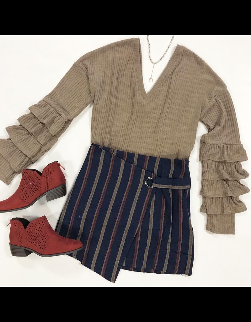 Skirts 62 Fall Wonder Stripe Skirt