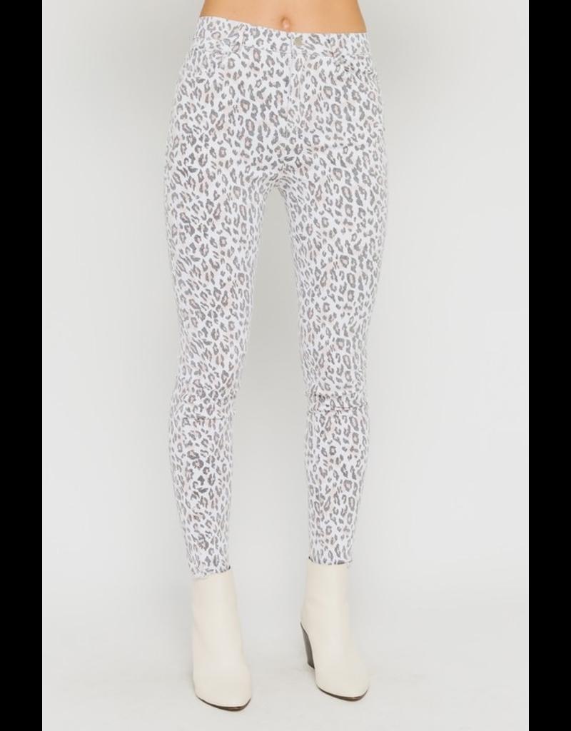 Pants 46 Winter Prowl Blush Leopard Pants