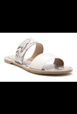 Shoes 54 Strappy Spring White/Snake Sandal