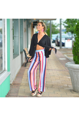 Pants 46 Hello Summer Stripe Pants