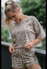 Shorts 58 Leo Leopard Shorts