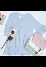 Dresses 22 Sweet Surrender Light Blue Baby Doll Dress