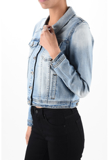 Outerwear KanCan Take Me On Denim Jacket