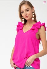 Tops 66 Ruffle Dream Top