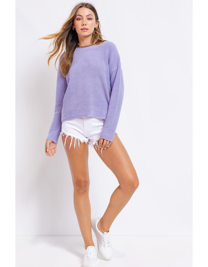Tops 66 Falling for This Hue Tie Back Sweater