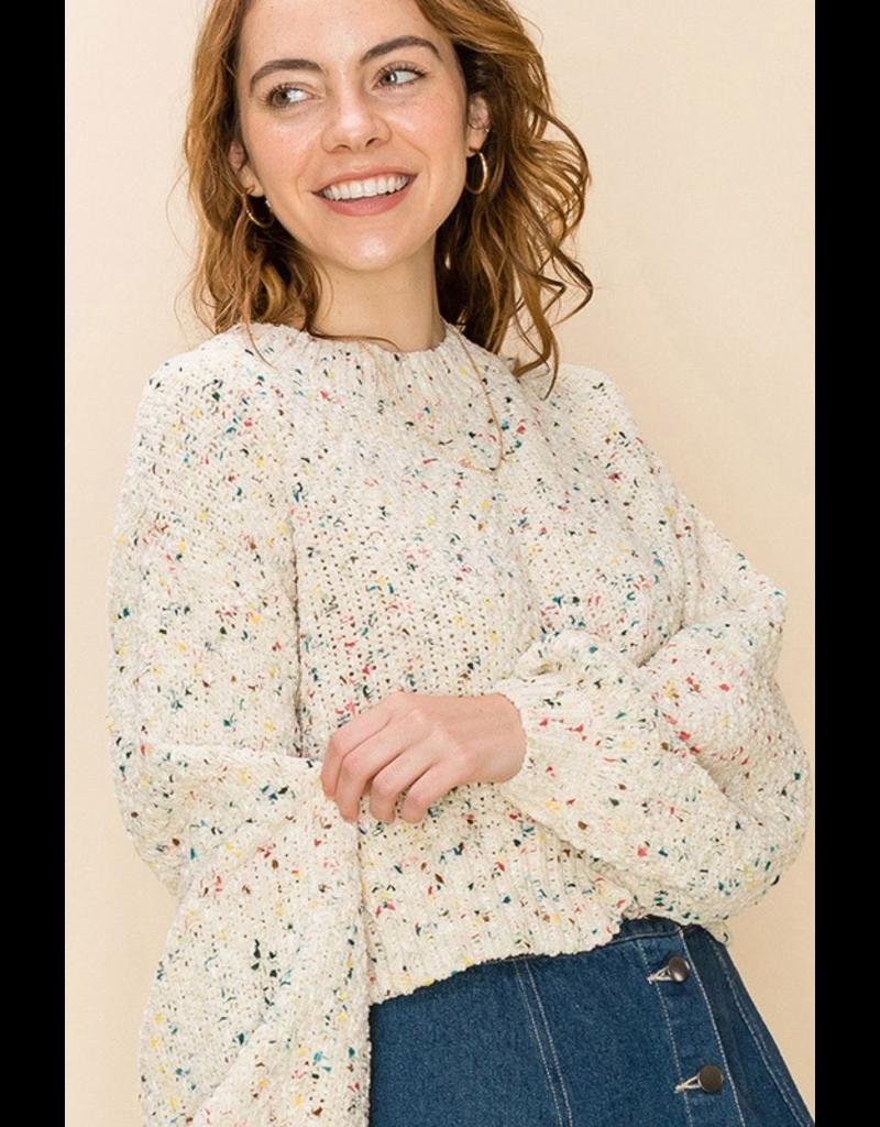 Tops 66 Funfetti Sweater
