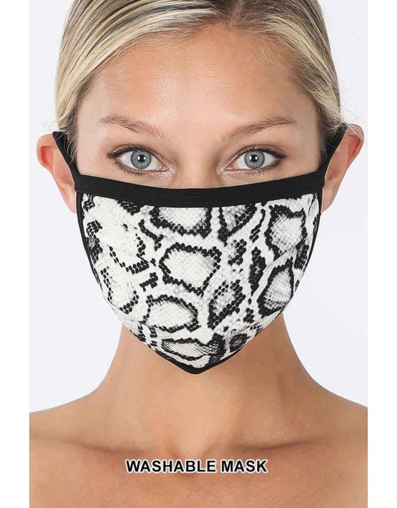 Accessories 10 Solid and Printed Masks