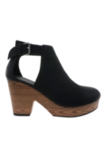 Shoes 54 New Direction Black Platforms
