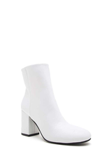 Shoes 54 White Occassion Bootie