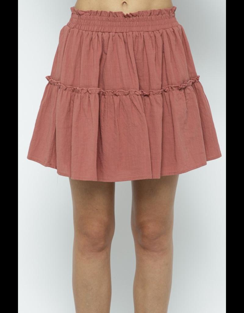 Skirts 62 All Of A Sudden Rust Skirt