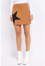 Skirts 62 Suddenly Suede Star Skirt
