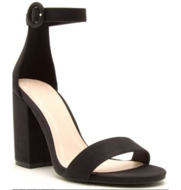 Shoes 54 Black Essential Block Heel