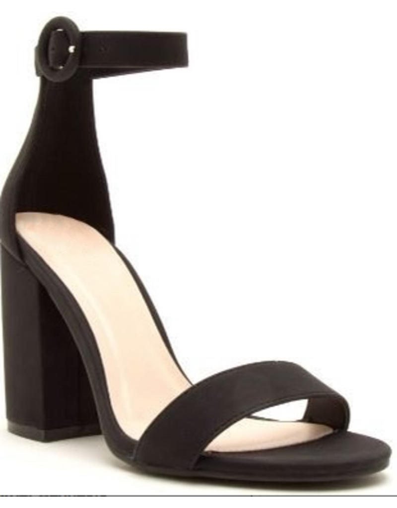 Shoes 54 Black Essential Block Heel
