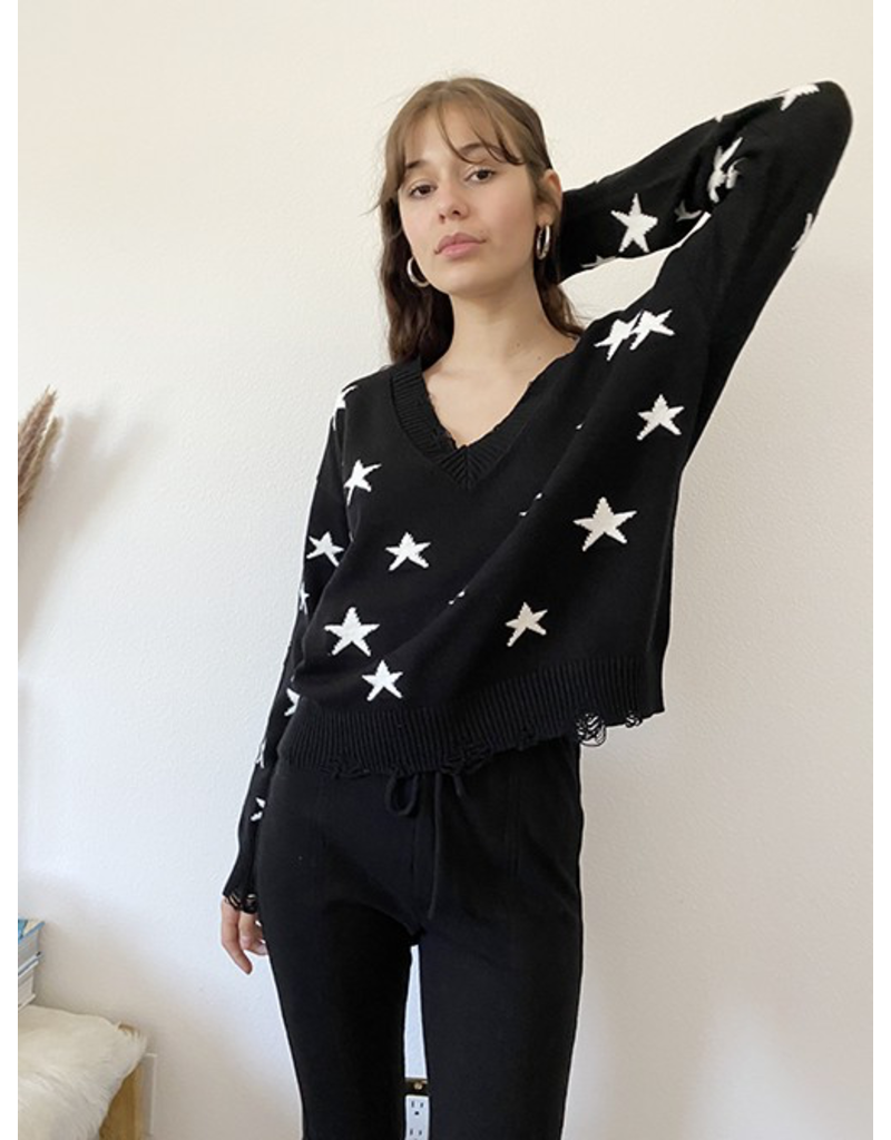 Tops 66 Seeing Stars Sweater