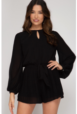 Rompers 48 Little Black Romper