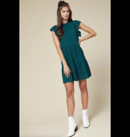 Dresses 22 Hunter Green Baby Doll Dress