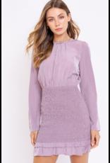 Dresses 22 RSVP Yes Lavender Smock Dress