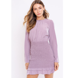 Dresses 22 RSVP Yes Lavender Smock Dress
