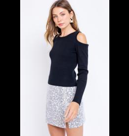 Skirts 62 White Leopard Skirt