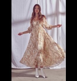 Dresses 22 Free Fall Paisley Midi Dress