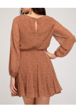 Dresses 22 Fall Feels Rust Dress