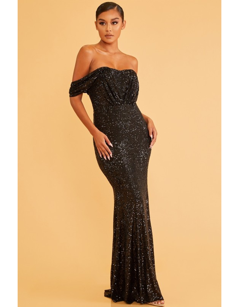 Dresses 22 Sparkle Into The Night Sequin Formal Dress