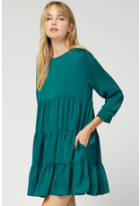 Dresses 22 Teal Green Baby Doll Dress