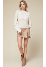 Tops 66 Fall Chill Chenille Sweater