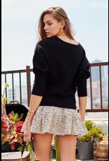 Skirts 62 Hello Dottie Ruffle Skort