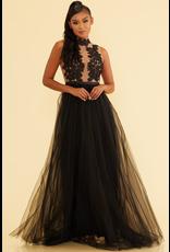 Dresses 22 Dreams Come True Black Formal Dress