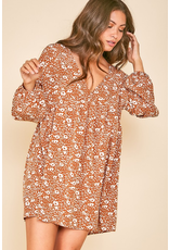 Dresses 22 Falling In Florals Baby Doll Dress