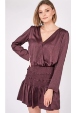 Dresses 22 Plum Pretty Smock Dress