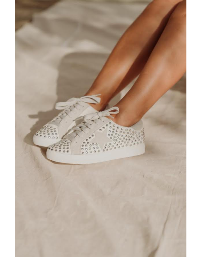 Shoes 54 Star and Studs Sneakers