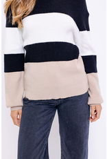Tops 66 You Are Blocked Fall Sweater