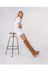 Shoes 54 Stand Tall Caramel Boots