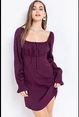 Dresses 22 Pretty In Plum Dress